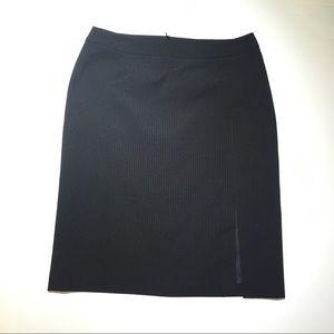 Mexx Pinstripe Pencil Skirt